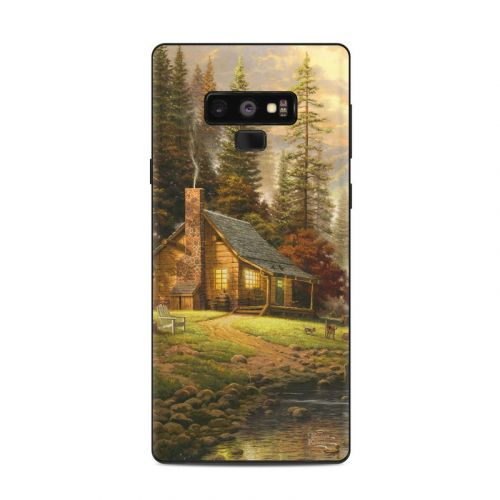 A Peaceful Retreat Samsung Galaxy Note 9 Skin