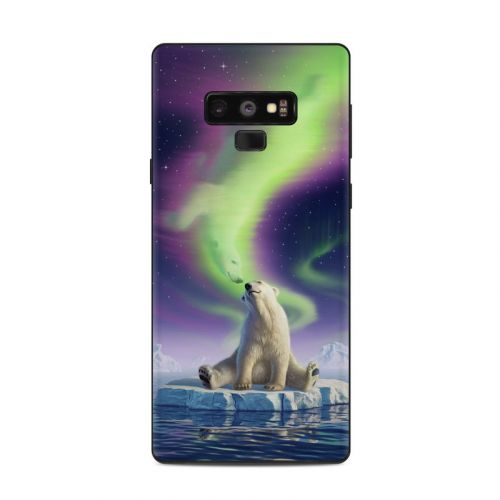 Arctic Kiss Samsung Galaxy Note 9 Skin