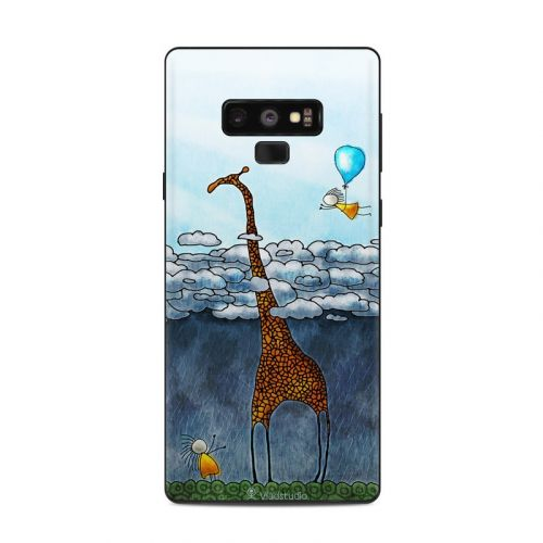 Above The Clouds Samsung Galaxy Note 9 Skin