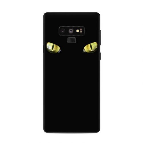 Cat Eyes Samsung Galaxy Note 9 Skin
