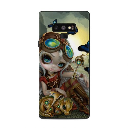 Clockwork Dragonling Samsung Galaxy Note 9 Skin