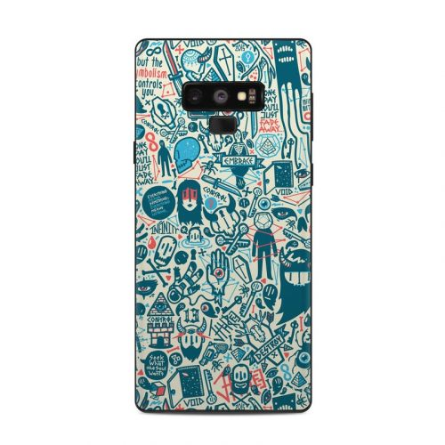 Committee Samsung Galaxy Note 9 Skin