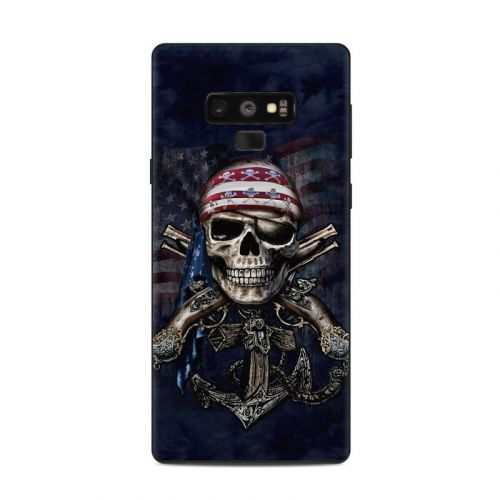 Dead Anchor Samsung Galaxy Note 9 Skin