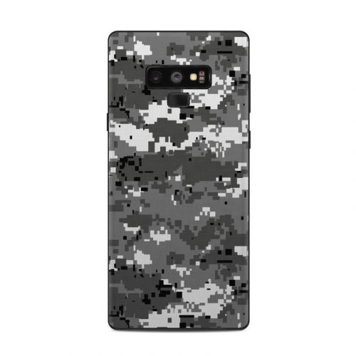 Digital Urban Camo Samsung Galaxy Note 9 Skin