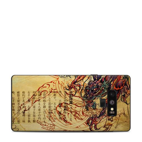 Dragon Legend Samsung Galaxy Note 9 Skin