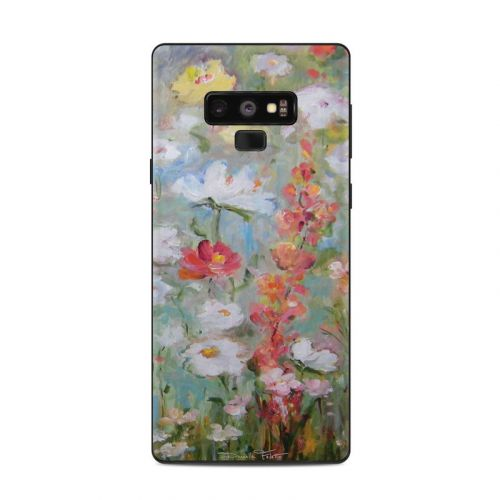 Flower Blooms Samsung Galaxy Note 9 Skin
