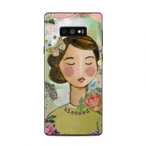 Grateful Soul Samsung Galaxy Note 9 Skin