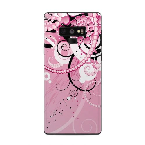 Her Abstraction Samsung Galaxy Note 9 Skin