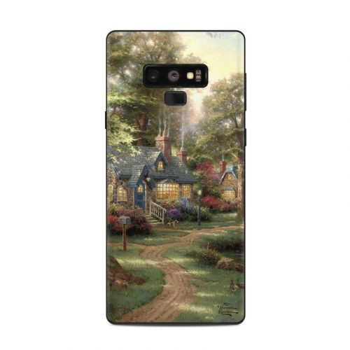 Hometown Lake Samsung Galaxy Note 9 Skin