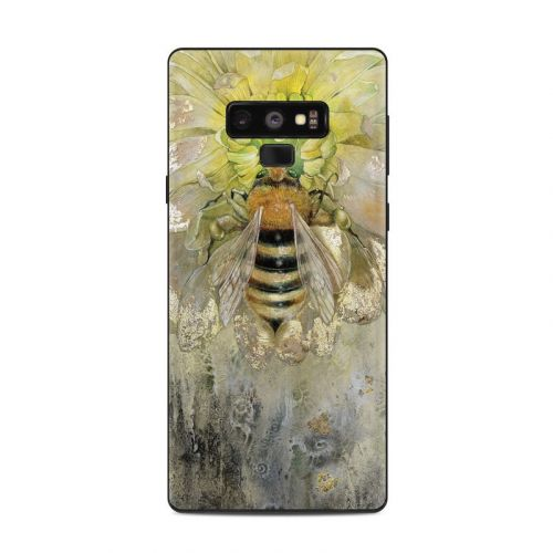 Honey Bee Samsung Galaxy Note 9 Skin