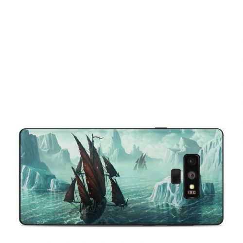 Into the Unknown Samsung Galaxy Note 9 Skin