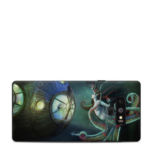 20000 Leagues Samsung Galaxy Note 9 Skin