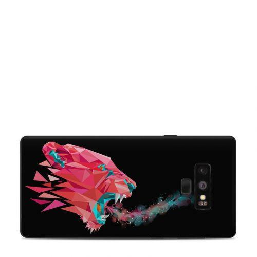 Lions Hate Kale Samsung Galaxy Note 9 Skin