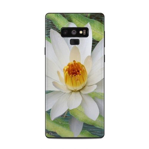 Liquid Bloom Samsung Galaxy Note 9 Skin