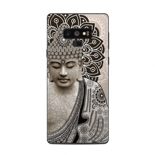Meditation Mehndi Samsung Galaxy Note 9 Skin