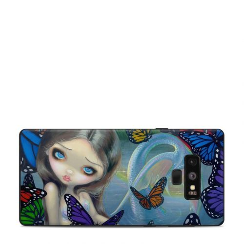 Mermaid Samsung Galaxy Note 9 Skin
