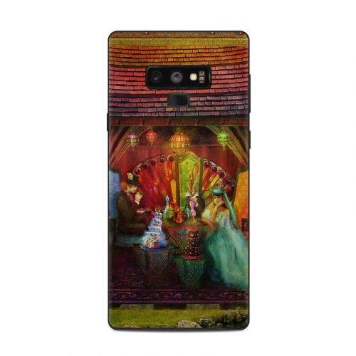 A Mad Tea Party Samsung Galaxy Note 9 Skin