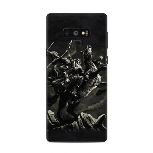 Pale Horse Samsung Galaxy Note 9 Skin