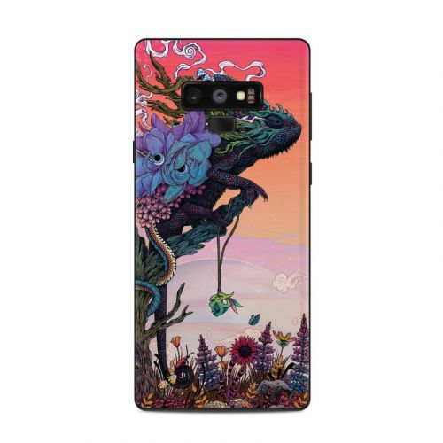 Phantasmagoria Samsung Galaxy Note 9 Skin