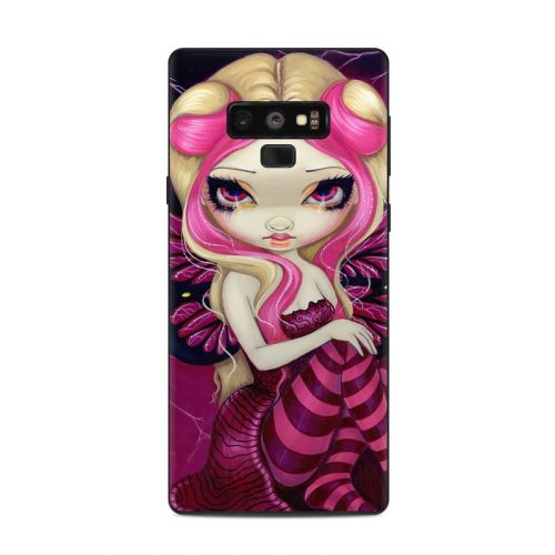 Pink Lightning Samsung Galaxy Note 9 Skin