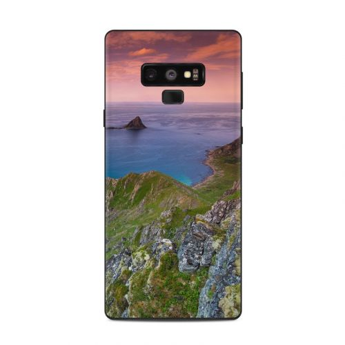 Rocky Ride Samsung Galaxy Note 9 Skin