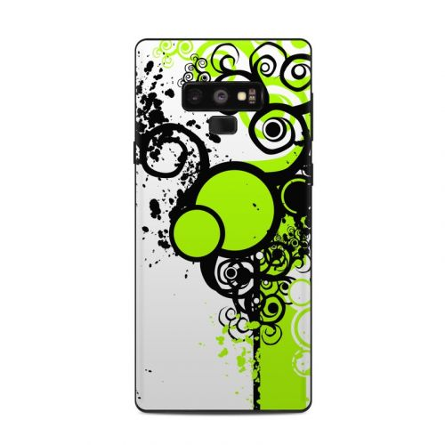 Simply Green Samsung Galaxy Note 9 Skin