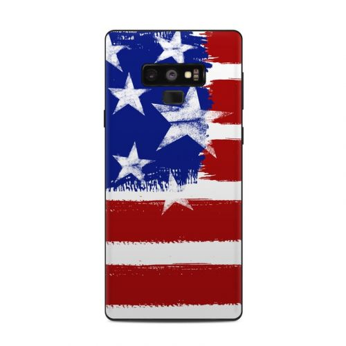 Stars + Stripes Samsung Galaxy Note 9 Skin