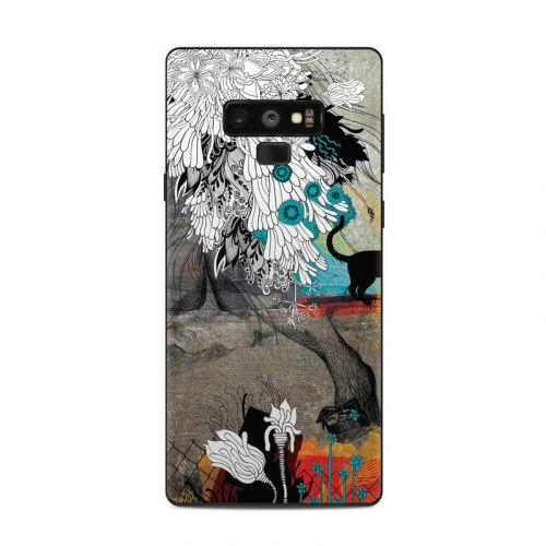 Stay Awhile Samsung Galaxy Note 9 Skin