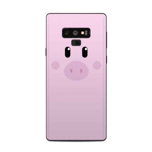 Wiggles the Pig Samsung Galaxy Note 9 Skin