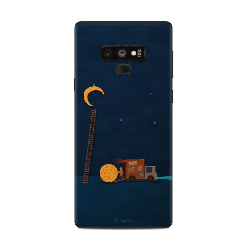 Delivery Samsung Galaxy Note 9 Skin