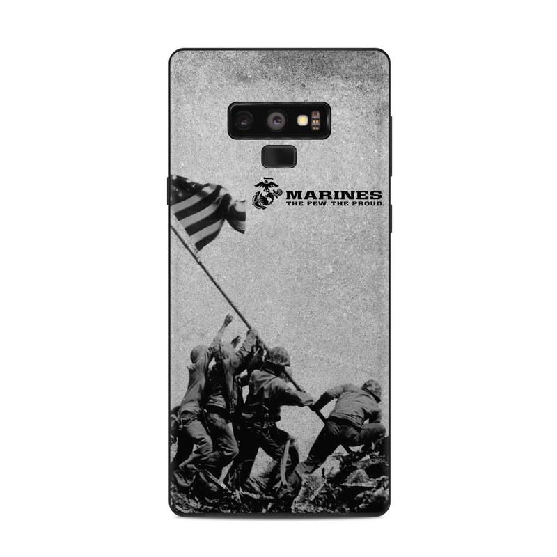 Flag Raise Samsung Galaxy Note 9 Skin