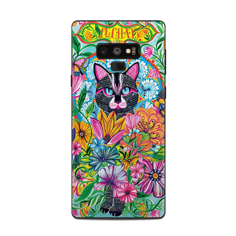 Le Chat Samsung Galaxy Note 9 Skin