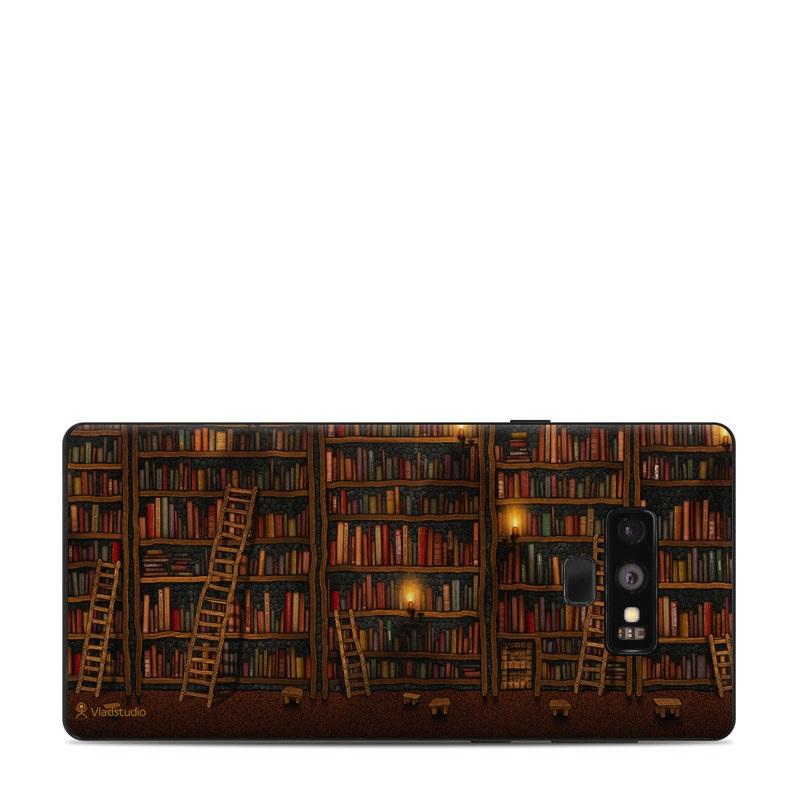Library Samsung Galaxy Note 9 Skin