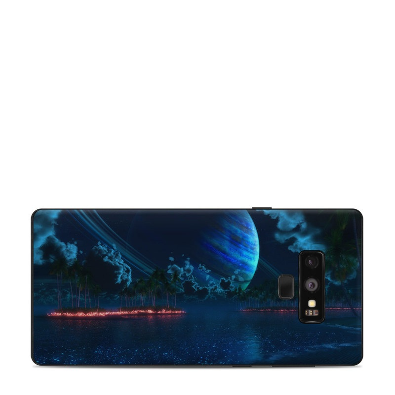 Thetis Nightfall Samsung Galaxy Note 9 Skin