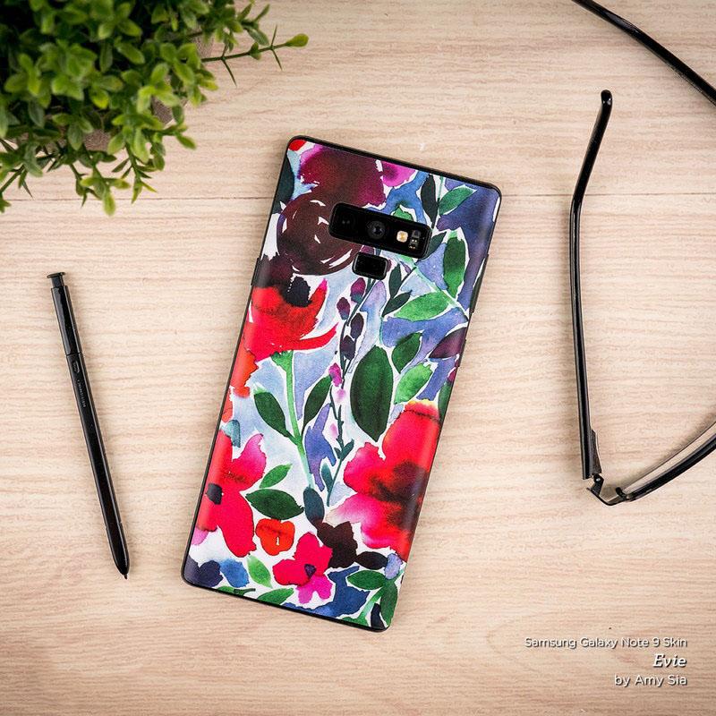 Leopard Spots Samsung Galaxy Note 9 Skin