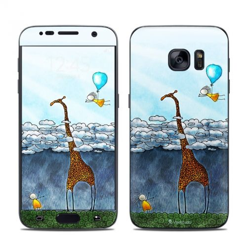 Above The Clouds Samsung Galaxy S7 Skin