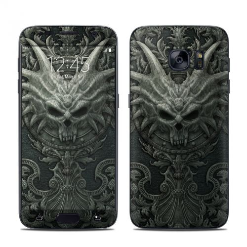 Black Book Galaxy S7 Skin