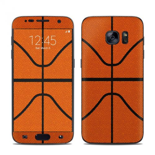 Basketball Galaxy S7 Skin