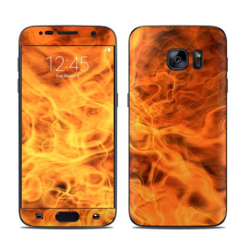 Combustion Galaxy S7 Skin