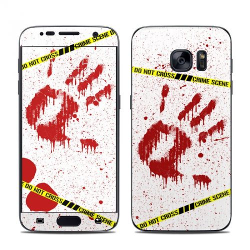 Crime Scene Revisited Samsung Galaxy S7 Skin