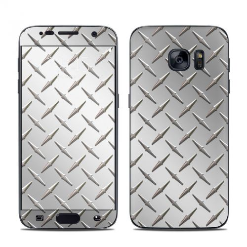 Diamond Plate Samsung Galaxy S7 Skin