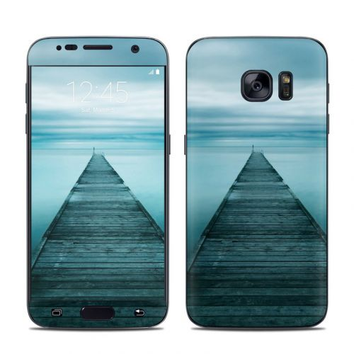Evening Stillness Galaxy S7 Skin