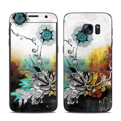 Frozen Dreams Galaxy S7 Skin