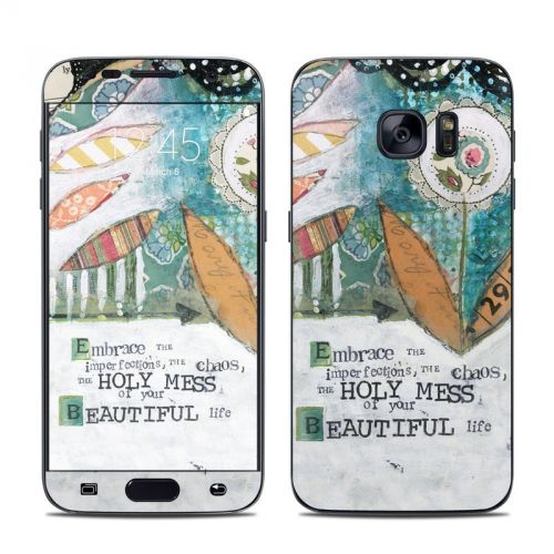 Holy Mess Galaxy S7 Skin