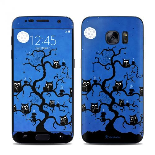 Internet Cafe Galaxy S7 Skin