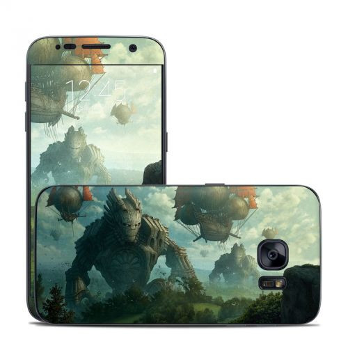 Invasion Galaxy S7 Skin