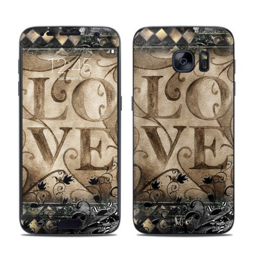 Love's Embrace Galaxy S7 Skin