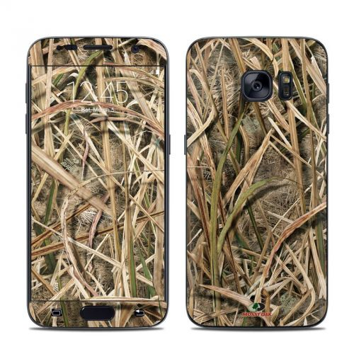 Shadow Grass Blades Galaxy S7 Skin
