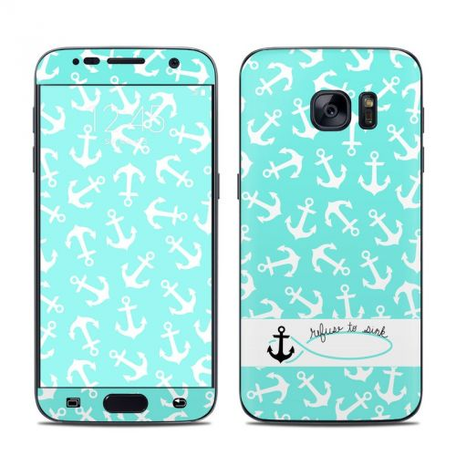 Refuse to Sink Galaxy S7 Skin