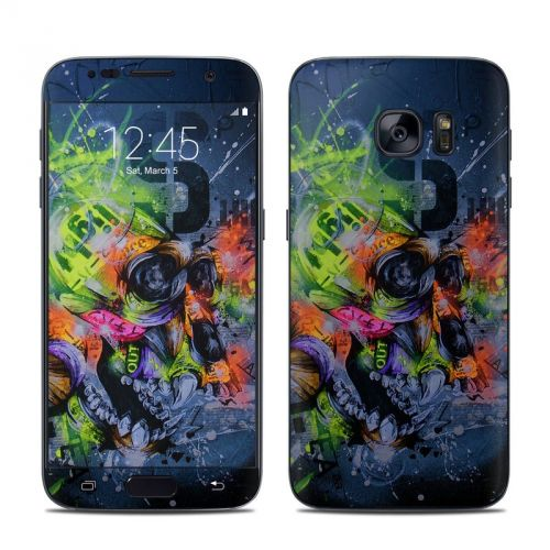 Speak Samsung Galaxy S7 Skin